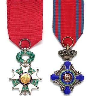 Frankreich, Orden der Ehrenlegion