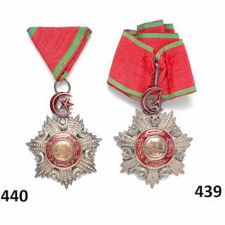 Türkei, Medjidie-Orden 4.Klasse
