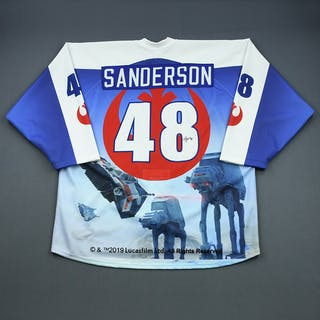 Jake Sanderson - 2019 U.S. National Under-17 Development Team - Star f547b31cc