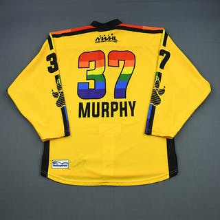 5803bf55d Adelle Murphy - Boston Pride - Game-Worn You Can Play Jersey - Feb ...
