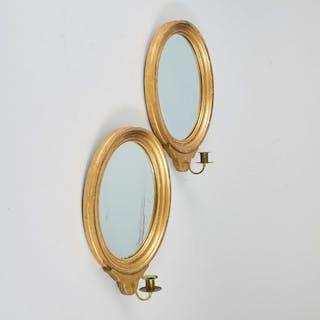 Spegellampetter, Ett par