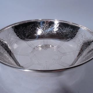 Sale Price: Sterling silver bowl