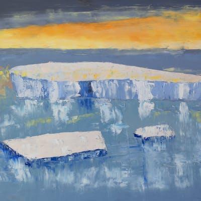 Ocean 78  Ice Melting 2 - Marino Chanlatte