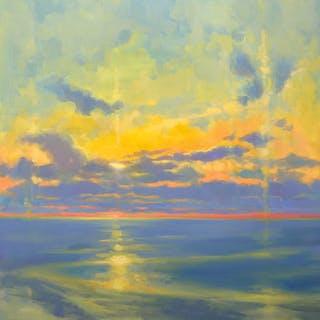 Dissolving Sunset - Timon Sloane