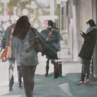 Walking Away - Debbie Pacheco