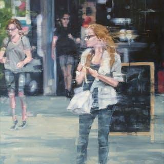 Pausing - Debbie Pacheco