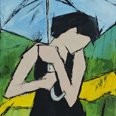 The Summer Rain - Tanya Grabkova