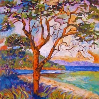 Arbutus at the Lagoon - Linda Yurgensen