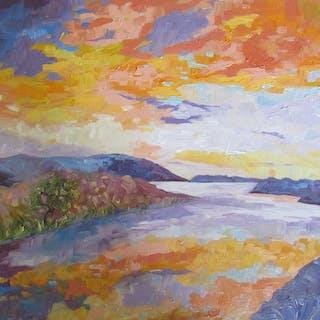 Cloud Formations - Linda Yurgensen