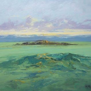 Emerald Sea - Lisa H Ridabock