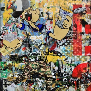 Paint the Wallz - Wynwood Series - Greg Beebe