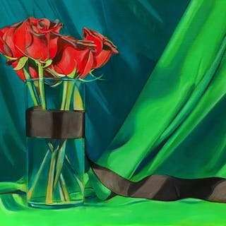 Mourning Roses - Dwayne Wolff