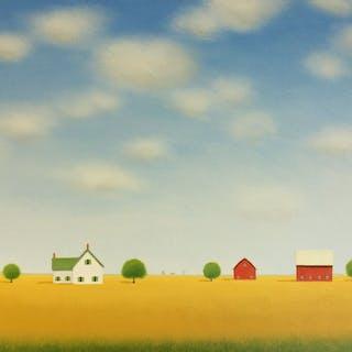 Farmhouse on the Prairie - Sharon  France