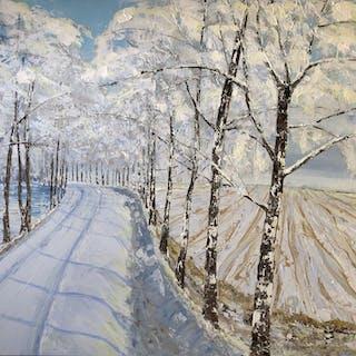 Prairie Road - Lianna Klassen