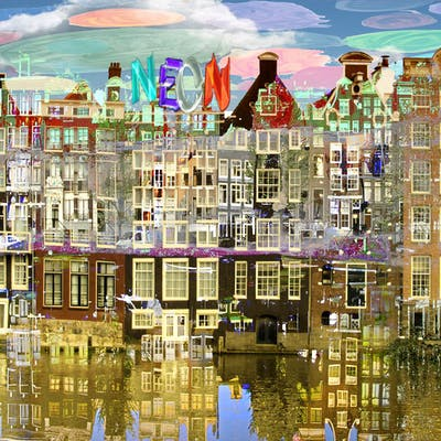 Amsterdam View Opus 773 Limited [8] - geert lemmers