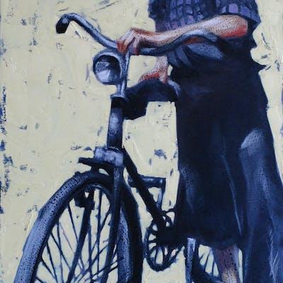 My first bike. - Igor Shulman
