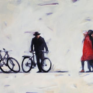 About people and bikes - Igor Shulman
