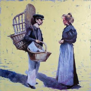 Seller baskets. - Igor Shulman