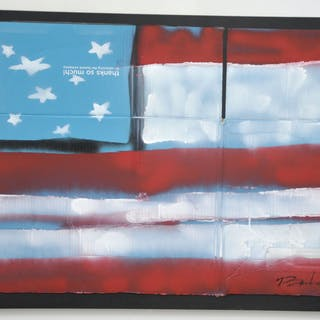 Thank You America - Kevin Brewerton