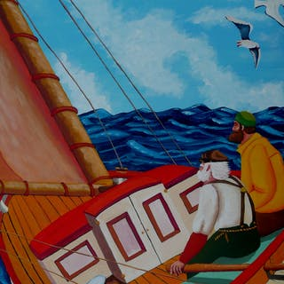 Day Sail - Anthony Dunphy