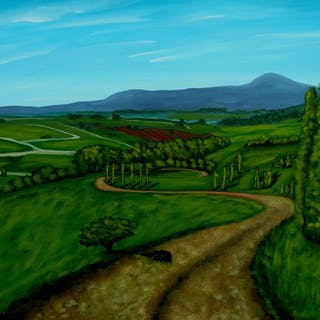 Green Fields - Anthony Dunphy