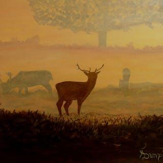 Misty Morning - Anthony Dunphy