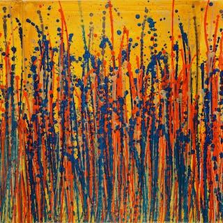 Daydream panorama 2 (fiery retreat) - Nestor Toro