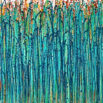 The sound of raindrops by Nestor Toro - Nestor Toro