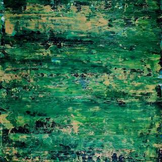 Enchanted Forest Landscape - Nestor Toro