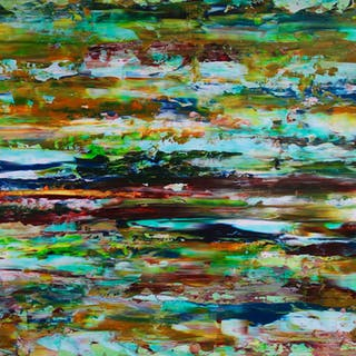 Earthy Spectra - Nestor Toro