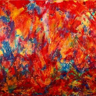 Red forest - Nestor Toro
