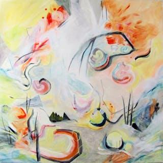 Organic Patterns V - Eliane Saheurs