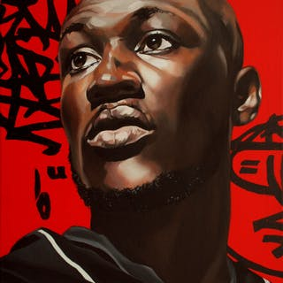 A Life Of Grime...Stormzy - jo beer