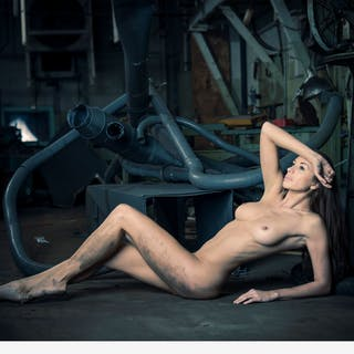 Reclining with Machines 2/10 - A K Nicholas