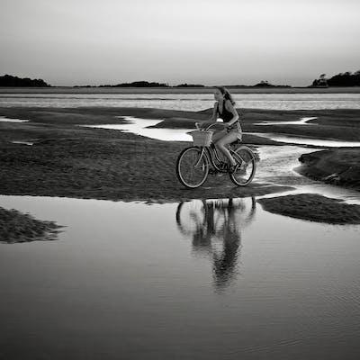 Beach Biker - Joseph Shields