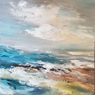 Wave Action - Louise Baker