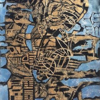 glyph 30. - Jason Lincoln Jeffers
