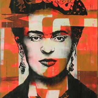 Frida Kahlo - Ronald Hunter
