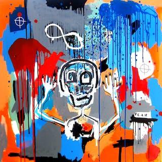 Head full of fear - Cameron Holmes