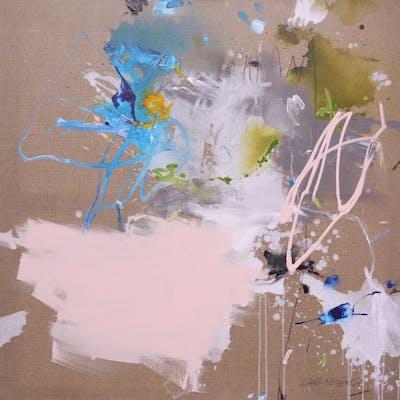 Listen to the Colour #4 (Nymphaea - Water Lily) - Daniela Schweinsberg