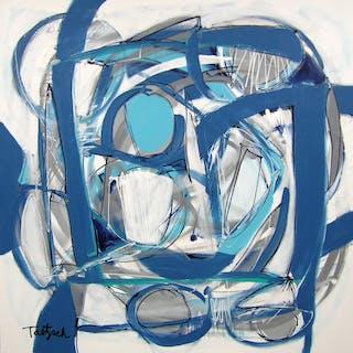 Blueberry Pond - Lynne Taetzsch