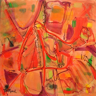 Open Paths One - Lynne Taetzsch