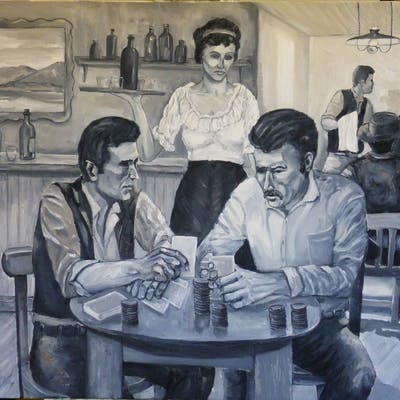 When the Chips are Down - Seamus Corcoran