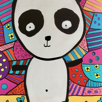 Panda - Brian Nash