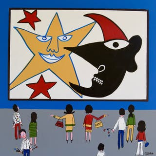 The Calder Sun and Star Museum - Brian Nash