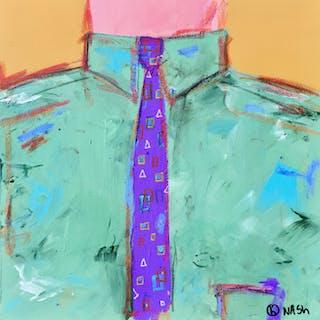 Shirt and tie - Brian Nash