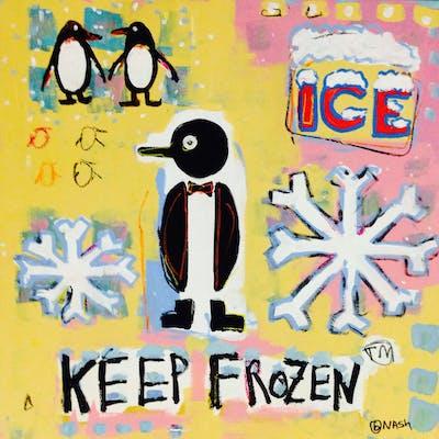Keep Frozen - Brian Nash