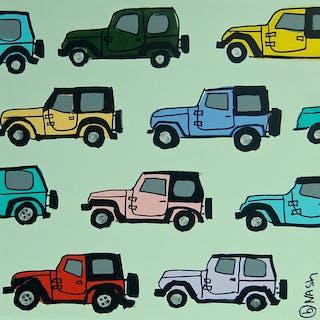 Jeeps - Brian Nash