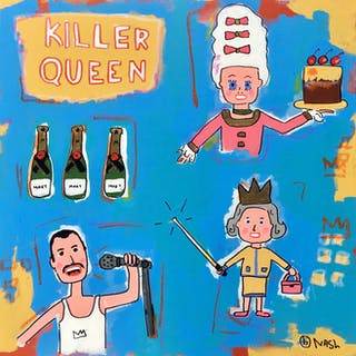 Killer Queen - Brian Nash