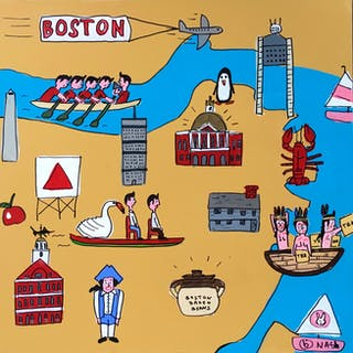 Boston. - Brian Nash
